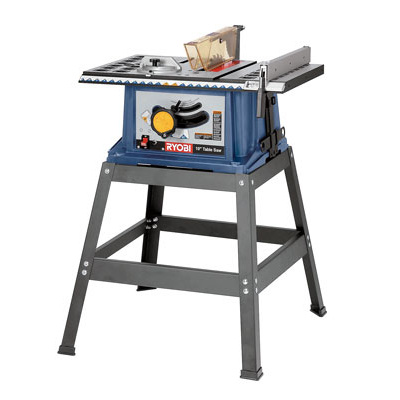 Frivolous At Heart Ryobi 10 In Portable Table Saw